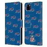 Head Case Designs sous Licence Officielle NFL Modèles Buffalo Bills Artwork Coque en Cuir à...
