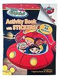 Bendon Publishing Little Einsteins Activity Book w/ Stickers (1ct)