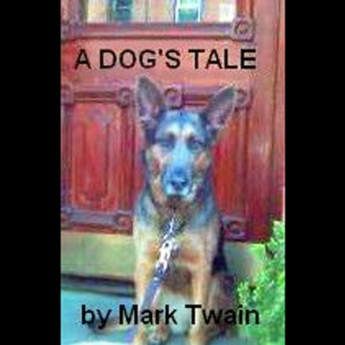 A Dog's Tale audiobook cover art