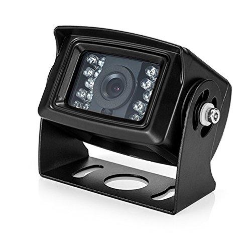 18 IR LED Wasserdicht rueckfahrkamera nachtsicht traktor ruckfahrkamera 24V
