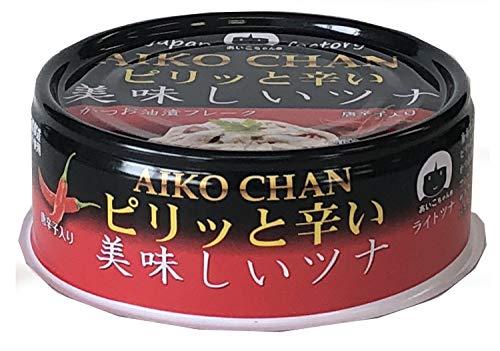 伊藤食品ピリッと辛い美味しいツナ70g×4個