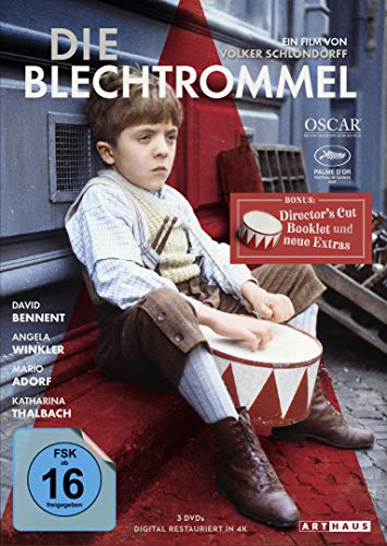 Die Blechtrommel - Collector's Edition - Digital Remastered [3 DVDs]
