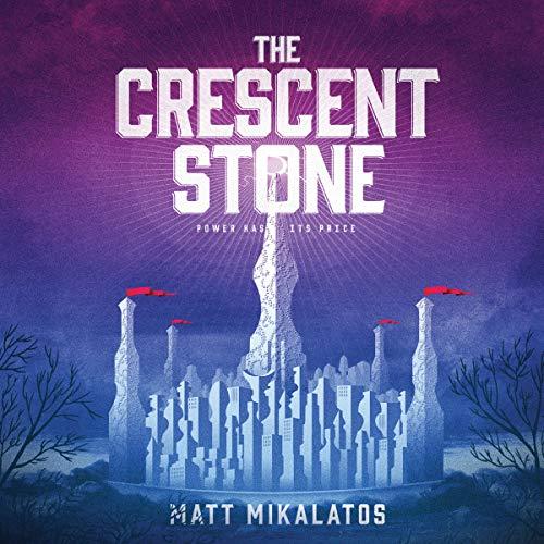 The Crescent Stone cover art