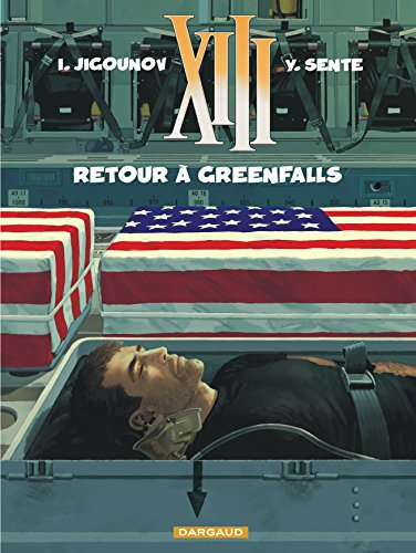 XIII - Ancienne collection - tome 22 - Retour à Greenfalls