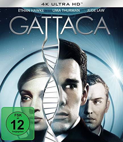 Gattaca - Deluxe Edition (4K Ultra HD) (+ Blu-ray 2D)