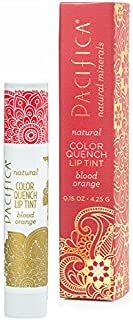 Pacifica Beauty Color Quench Lip Tint - Blood Orange