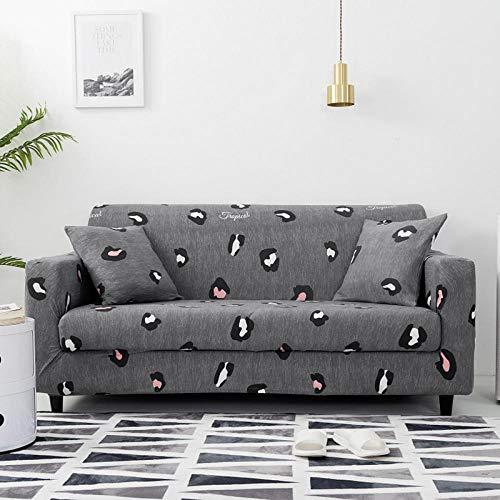 Protector elástico Slipcovers,Funda de sofá elástica, fibra de poliéster elástica spandex 1/2/3/4 sofá de asiento, funda de sofá cubierta de protección para muebles de sala de estar-Color 13_90-140cm