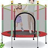 HCCX Trampolin-Bett, elastisch, für Sport, Fitness, Outdoor, für Erwachsene