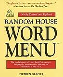 Random House Word Menu: Revised and Updated