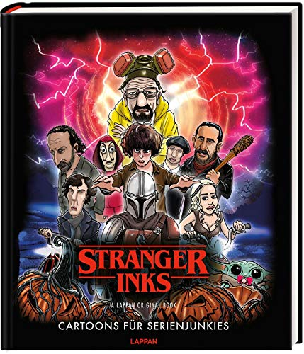 Stranger Inks - Cartoons für Serienjunkies