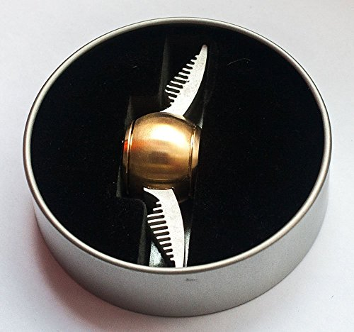 Mini Child Golden Snitch Spinner