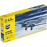 Heller Coffret Maquette Avion Junkers Ju-52/3m - 1/72 56380