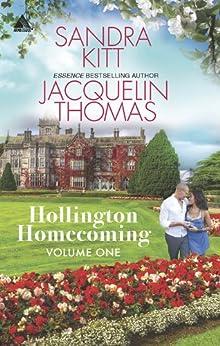 Rsvp With Love/Teach Me Tonight (Hollington Homecoming Book 2) by [Sandra Kitt, Jacquelin Thomas]