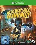 Destroy All Humans! Standard Edition - Xbox One [Edizione: Germania]