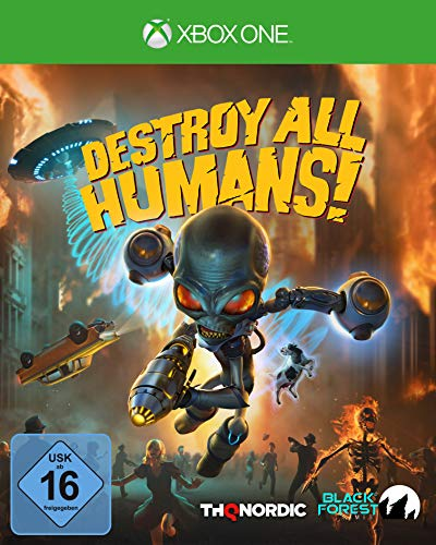 Destroy All Humans! Standard Edition [Xbox One]
