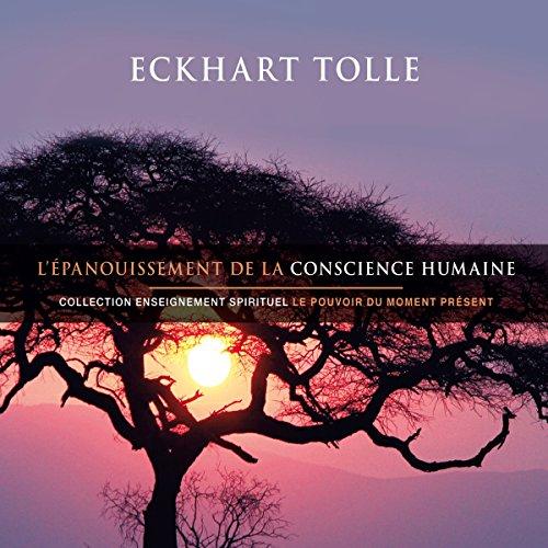 Couverture de L'épanouissement de la conscience humaine