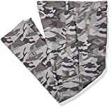 Amazon Brand - Goodthreads Men's Slim-Fit Carpenter Pant, Grey Camo 33W x 30L