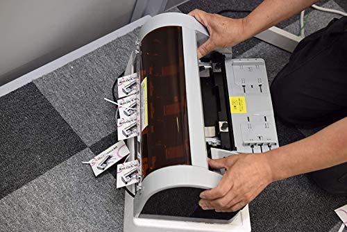 名刺カッター【Smile Cutter10】【スマイルカッター10】A4サイズを名刺サイズ(55x91mm)にカットする簡易カッターです。オリジナル10mmドブ仕様