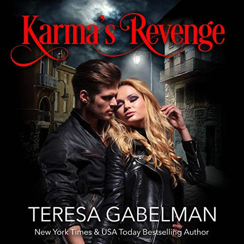Karma's Revenge (A Bad Girls Novel) Titelbild