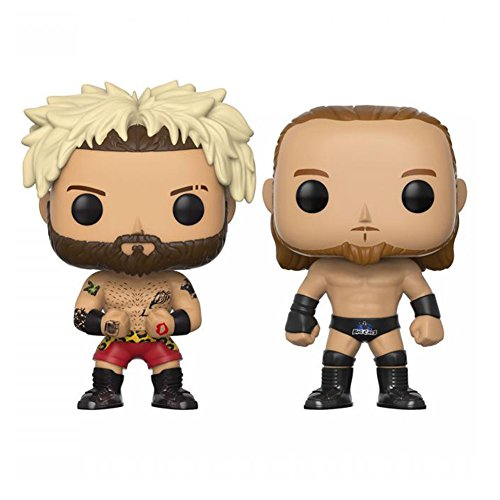 Funko 15072–WWE Wrestling Figur Pack Enzo Liebe and Big Cass