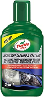 Turtle Wax 1830925 Restaurador Faros, Multicolor, 300Ml
