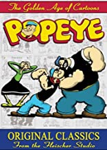 Popeye: Original Classics from the Fleischer Studio