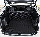 Topfit for Tesla Model Y Trunk Mats Cargo Liner Waterproof Dog Car Seat Covers Protector All-Weather Rear Floor Mat