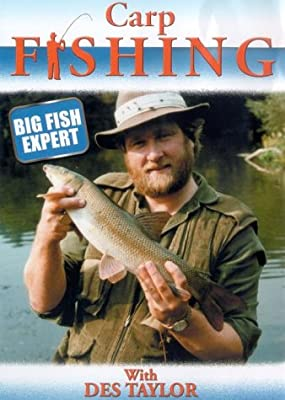 Carp Fishing With Des Taylor [DVD] from Pegasus