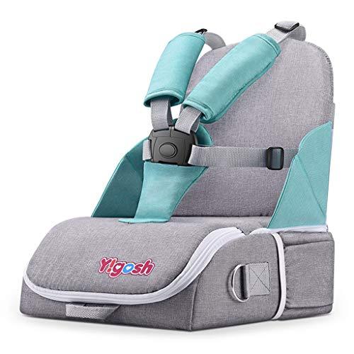 CAO-LIFE Reisetasche Mit Rucksack-Schultergurten Für Kinderwagen, Kindersitze, Kinderwagen, Booster, Babyschalen Und Rollstühle, Wasserdicht - Ideal Für Flugzeug Und Lagerung (Farbe : Cyan)