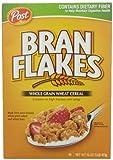 Post Bran Flakes Cereal, 16 oz