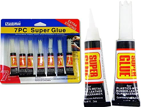 Glues 7 pcs Super 2G New Opening large release sale 144 No Case Limited Special Price of 16534