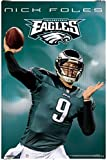 Philadelphia Eagles - N Foles 14 Poster Drucken (60,96 x