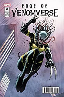 Edge of Venomverse (Issue #1 -Variant Cover by Ron Lim)