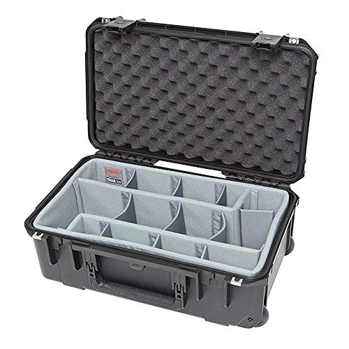 SKB iSeries 2011-7 Think Tank Photographer and Videographer Divider Camera Case