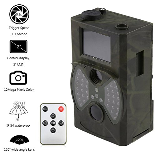 La caméra de chasse LESHP Wild