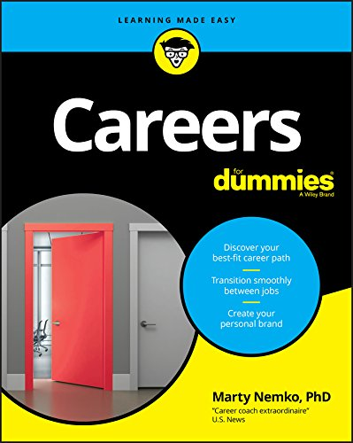 Compare Textbook Prices for Careers For Dummies 1 Edition ISBN 9781119482338 by Nemko, Marty