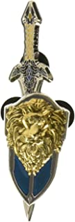 Entertainment Earth Warcraft Lothar Sword & Shield Dual Pin