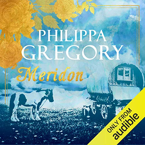 Meridon audiobook cover art
