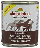 almo nature Dog HFC Natural Buey - Paquete de 12 x 290 gr - Total: 3480 gr