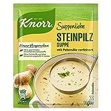 Knorr Suppenliebe Steinpilz Suppe, 1 x 3 Teller (1 x 750 ml)