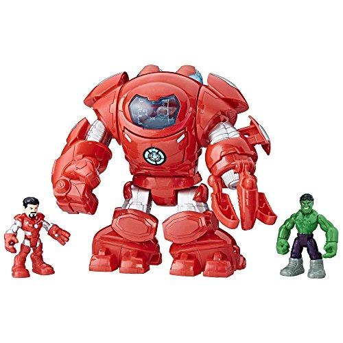 Playskool Heroes Marvel Super Hero Adventures Stark Tech Armor
