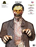 Tactical Target Systems LLC - Self Defense Color Zombie Target Pad (25 Pack) 19'...