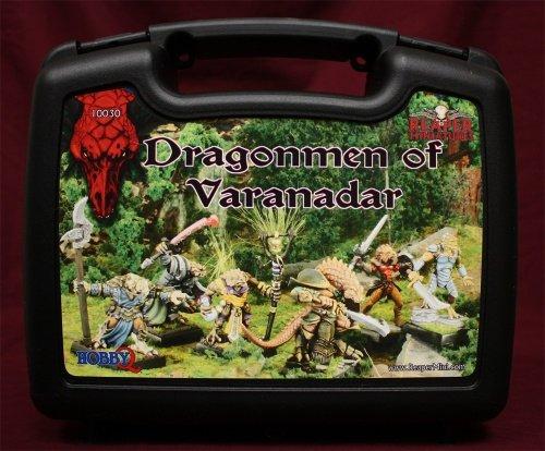 Reaper Miniatures: Dragonmen of Varanadar (Dragonborn Set)
