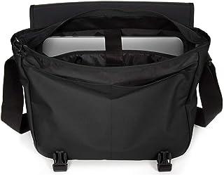 15d00483d3 Eastpak Delegate + Sac bandoulière, 38 cm, 20 liters, Noir (Black)