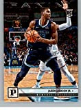 2018-19 Panini #123 Jaren Jackson Jr. Memphis Grizzlies Rookie Basketball Card. rookie card picture