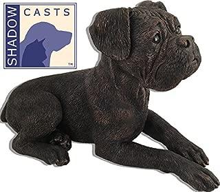 Ever My ShadowCast Bronze Boxer Ears Down Dog Pet Urn