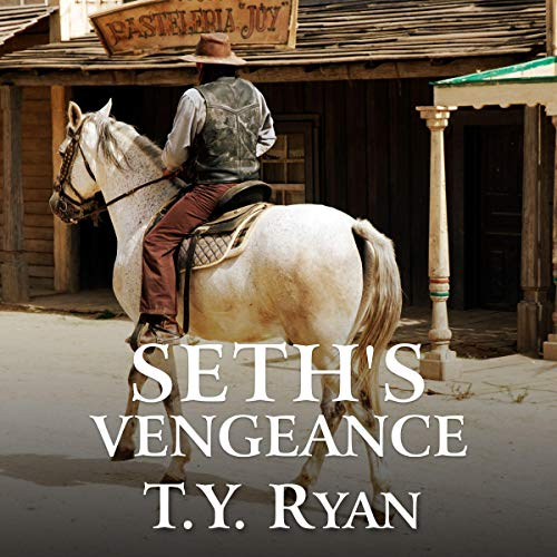 Seth's Vengeance Audiobook By T. Y. Ryan cover art