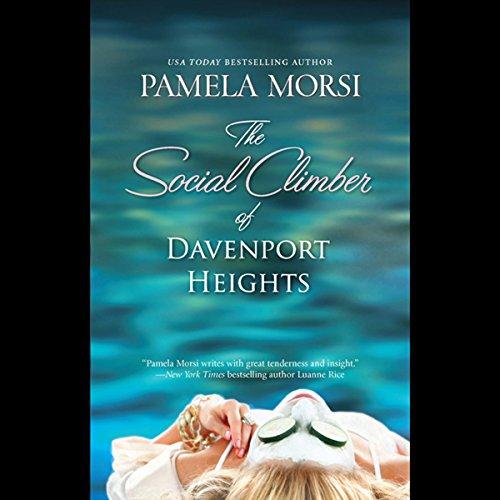 The Social Climber of Davenport Heights audiobook cover art
