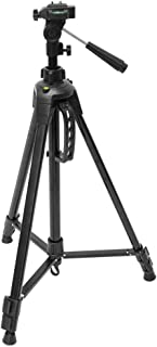 EYEPOWER Camerastatief YU-016 driepoot statief 160 cm 3-weg hoofd snelkoppelingssysteem incl. draagtas