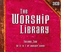 WORSHIP LIBRARY-VOLUME TWO -2CD-